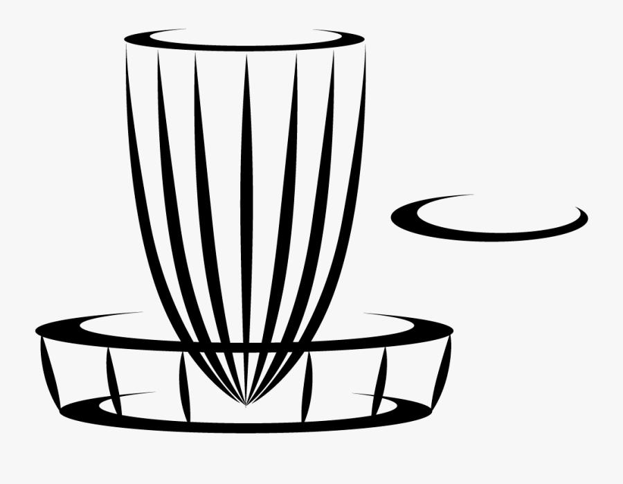 Disc Golf Basket Png, Transparent Clipart