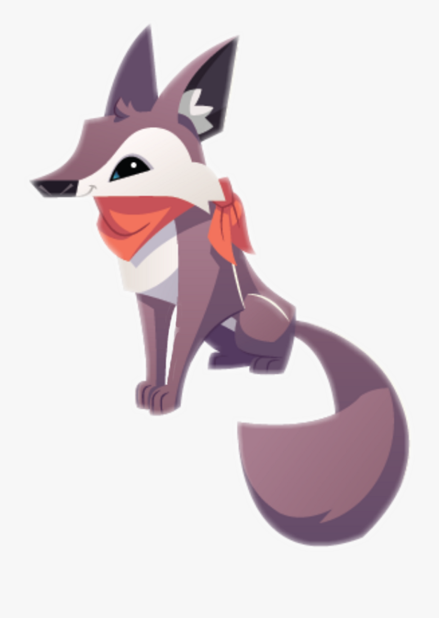 Animaljam Aj Coyote Cute Freetoedit Draw Animal Jam Coyote Free Transparent Clipart Clipartkey