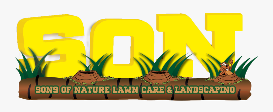 Sons Of Nature Lawn Care, Transparent Clipart
