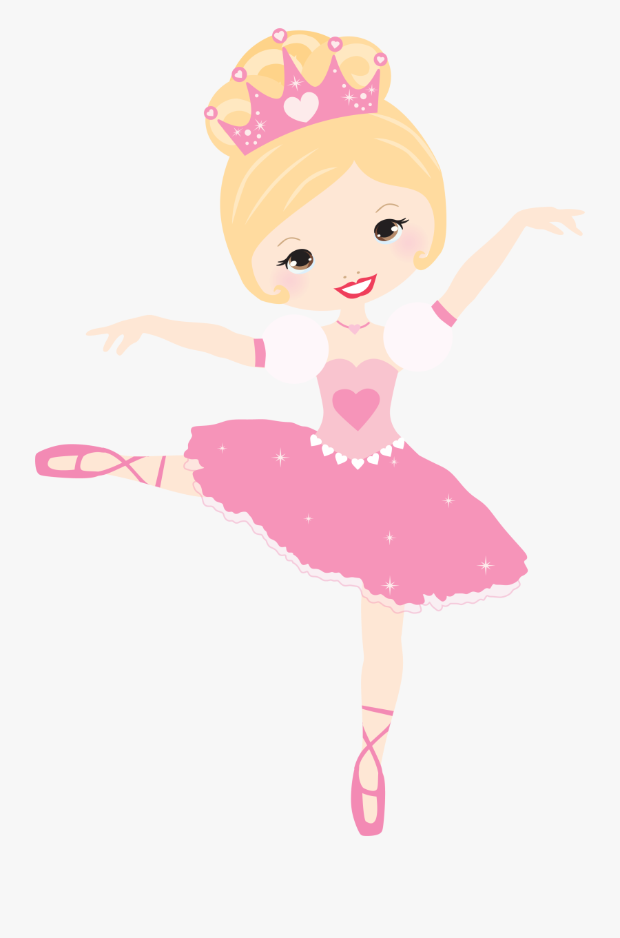 Sugar Plum The Nutcracker And The Mouse King Ballet - Ballet Dancer, Transparent Clipart