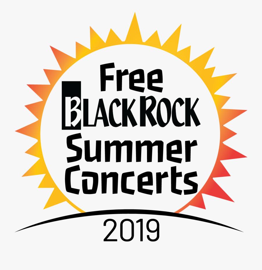 2019 Summer Concerts Logo - Circle, Transparent Clipart