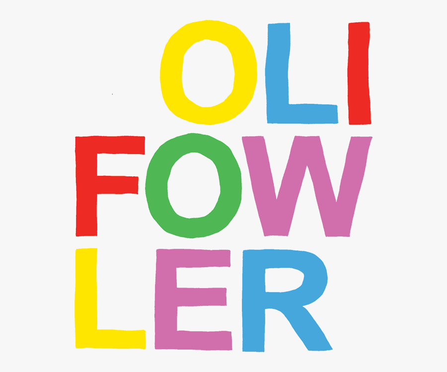 Olly Fowler - Circle, Transparent Clipart
