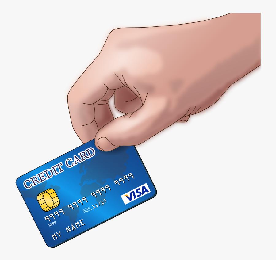 Free To Use Public Domain Miscellaneous Clip Art - Credit Card Clipart Transparent, Transparent Clipart