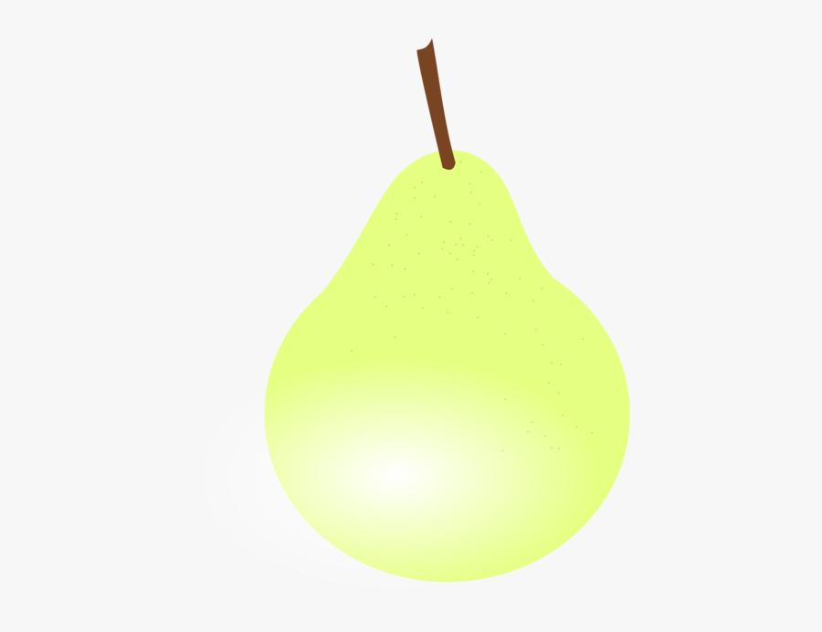 Plant,food,pear - Natural Foods, Transparent Clipart