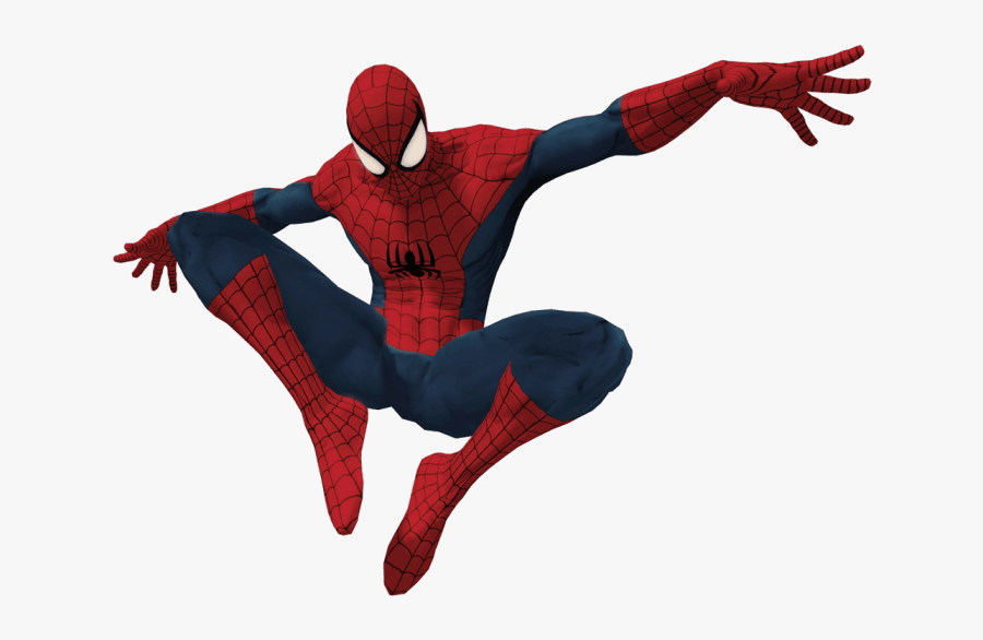 Spiderman Open Arms Clip Arts - Spider Man Shattered Dimensions Amazing Spider Man, Transparent Clipart