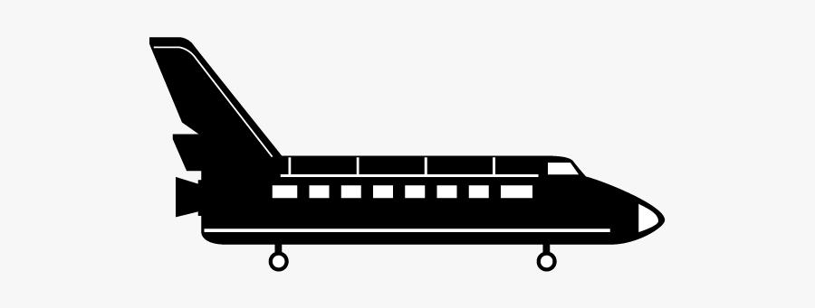 Airliner, Transparent Clipart