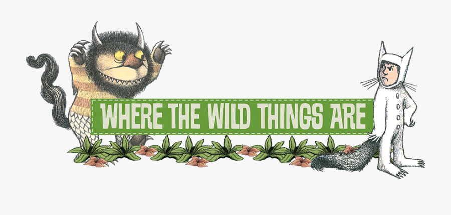 Where The Wild Things Are - Wild Things Are Monster, Transparent Clipart
