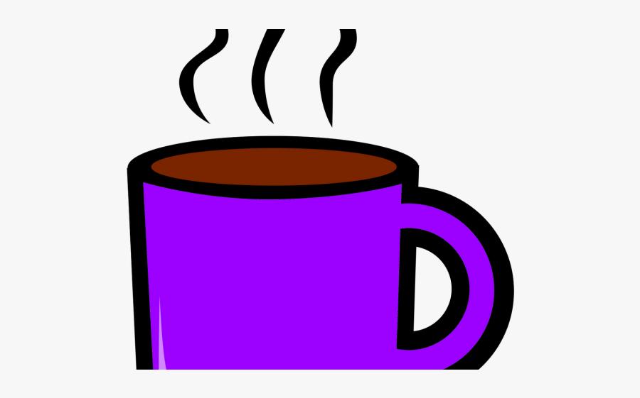 Animated Hot Chocolate Mug, Transparent Clipart