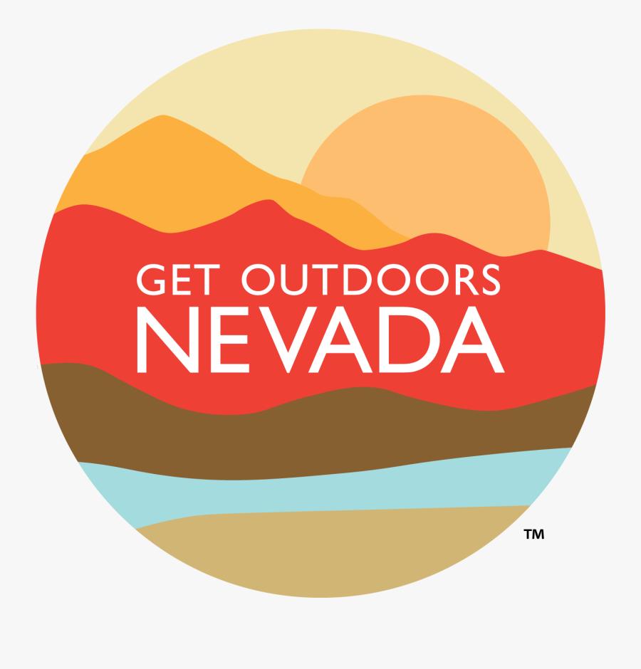Get Outdoors Nevada, Transparent Clipart