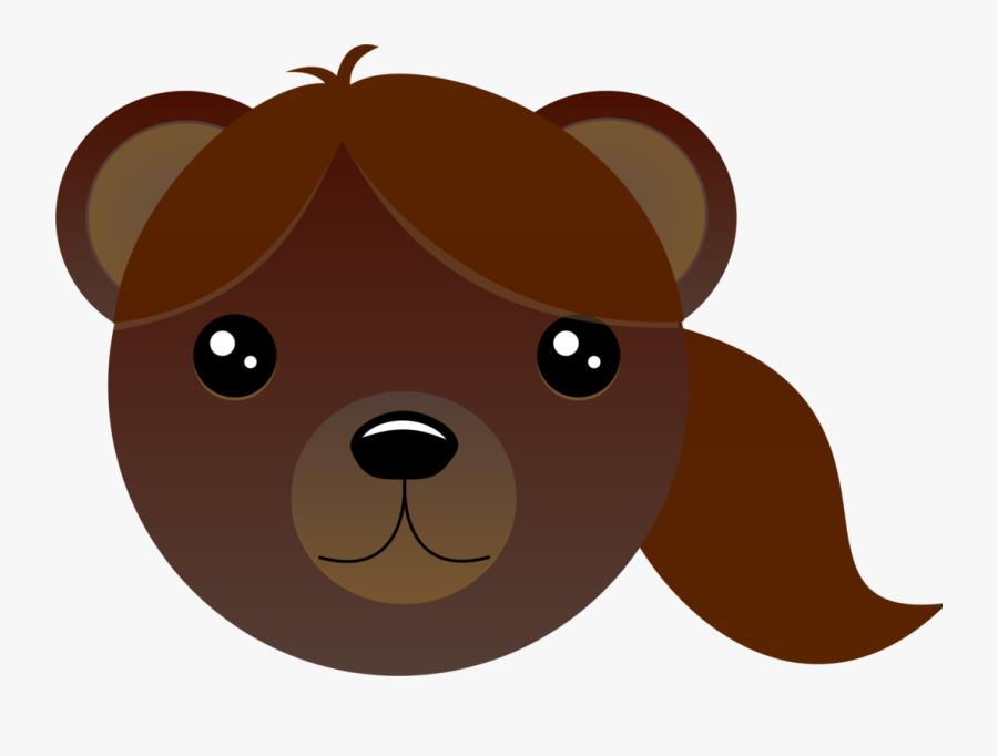 Teddy Bear,carnivoran,bear - Brown Bear, Transparent Clipart