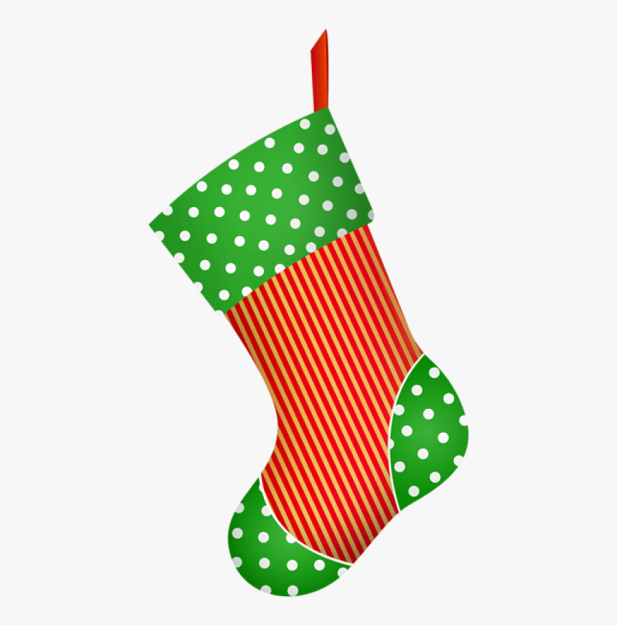 Christmas Decorative Stocking Png - Portable Network Graphics, Transparent Clipart