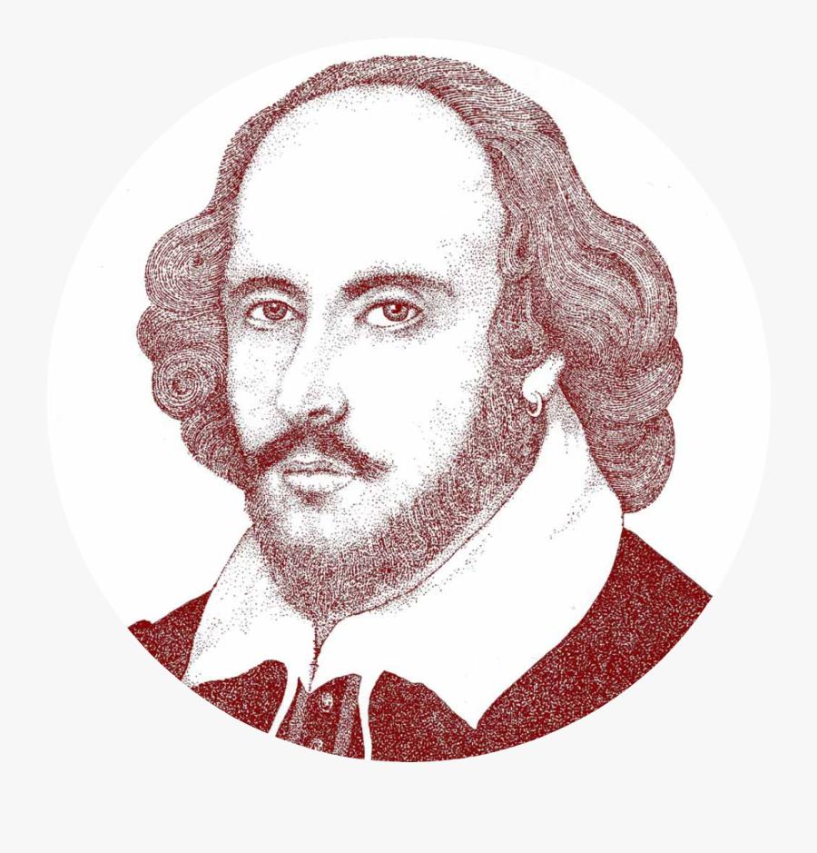 William Shakespeare - William Shakespeare Transparent, Transparent Clipart
