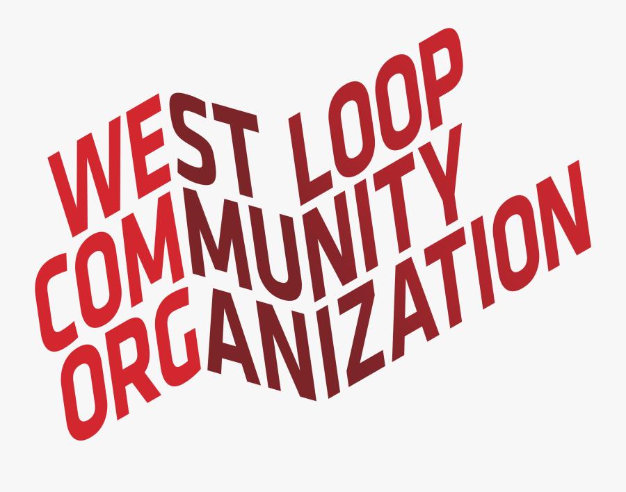 Transparent Organization Clipart - West Loop Community Organization, Transparent Clipart