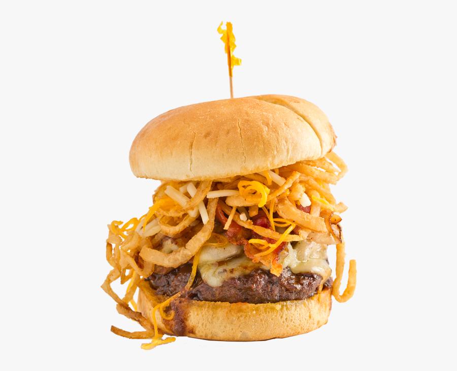 Huey Burger, Transparent Clipart