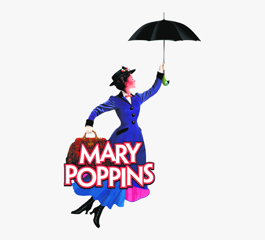 The Springville Community Theater Is Searching For - Mary Poppins Musical, Transparent Clipart