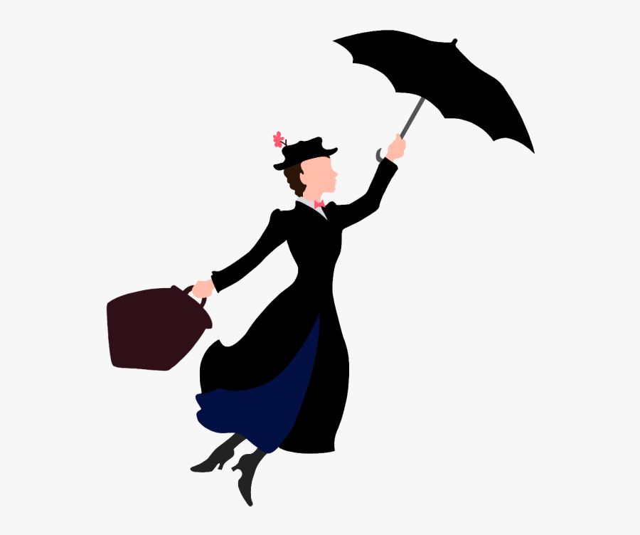 Mary Poppins Musical, Transparent Clipart