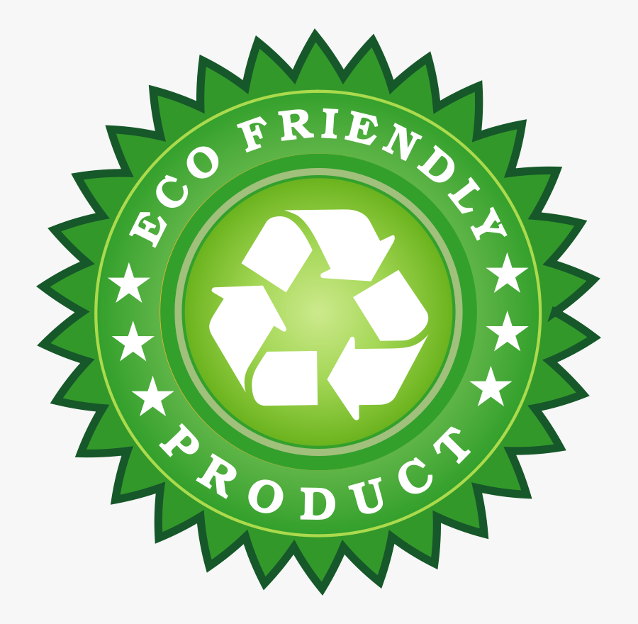 Ecology Friendly Product Sticker Eco Friendly Logo Png Free
