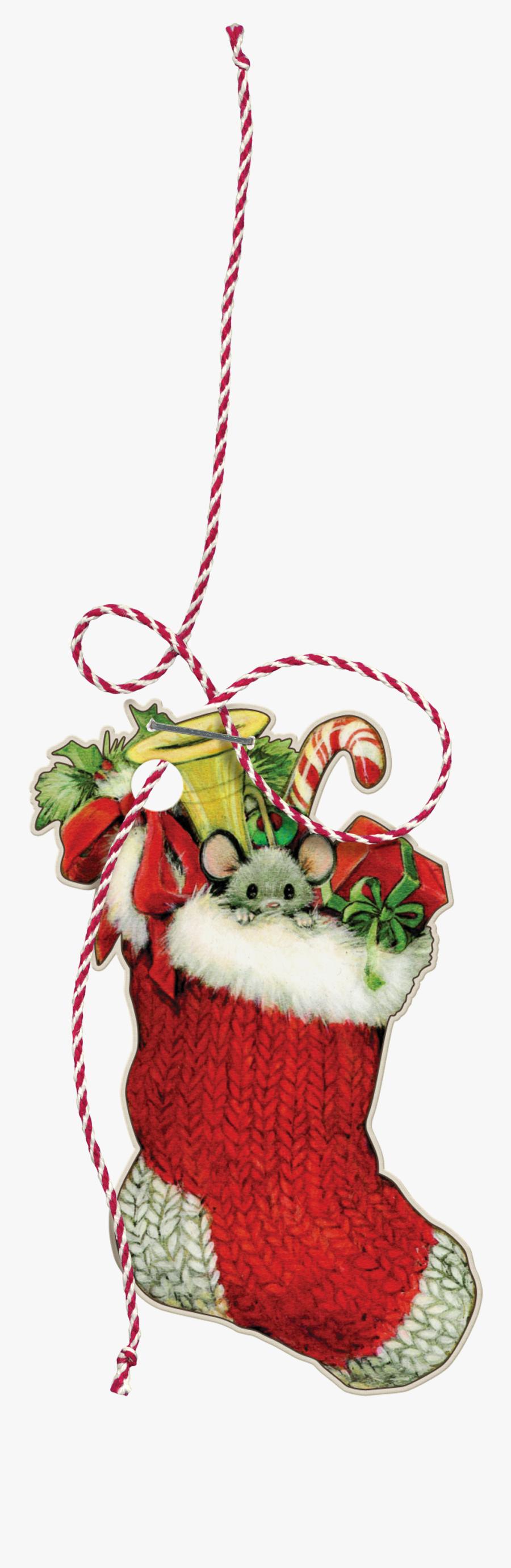 Ornament Christmas Socks Free Hq Image Clipart - Christmas Ornament, Transparent Clipart