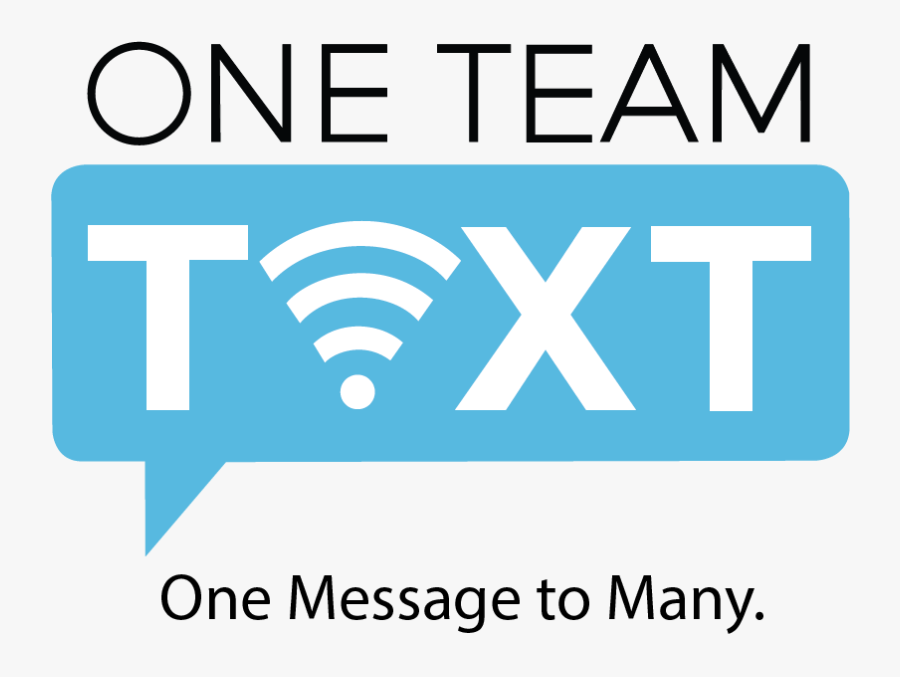Mass Text Messaging With One Team Text - Sun Media, Transparent Clipart