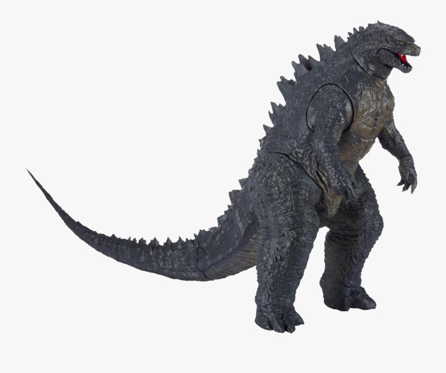 Godzilla Junior Toy Action Figure Jakks Pacific - Godzilla 2014 Jakks Pacific, Transparent Clipart