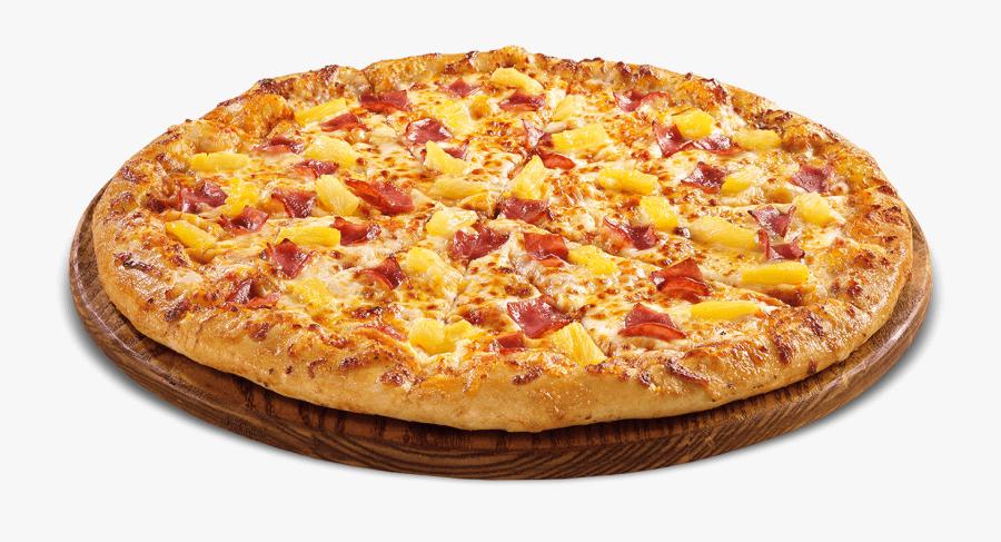 Pizza Clipart Hawaiian Pizza - Pani Puri Vs Pizza, Transparent Clipart