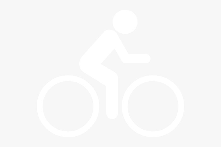 Bike Trail Sign, Transparent Clipart