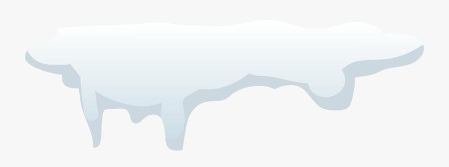 Snow Drift - Alpine Landscape Snow Png, Transparent Clipart