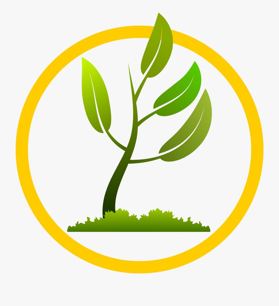 Plants Computer Icons Image File Formats Leaf Vine - Tree Planting Logo Png, Transparent Clipart
