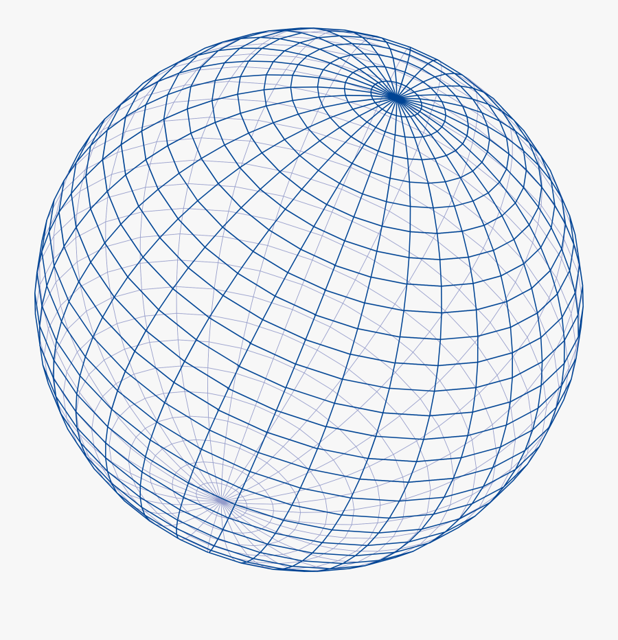Free Sphere Clip Art - Sphere Grid, Transparent Clipart
