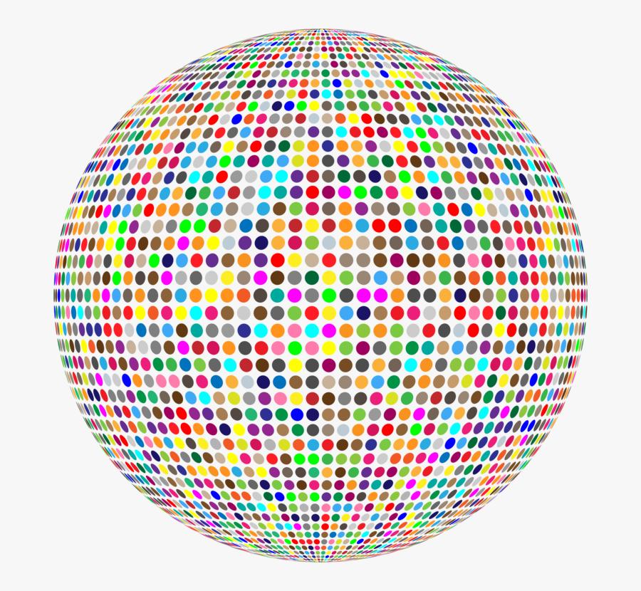 Ball,symmetry,sphere - 3d Circles, Transparent Clipart