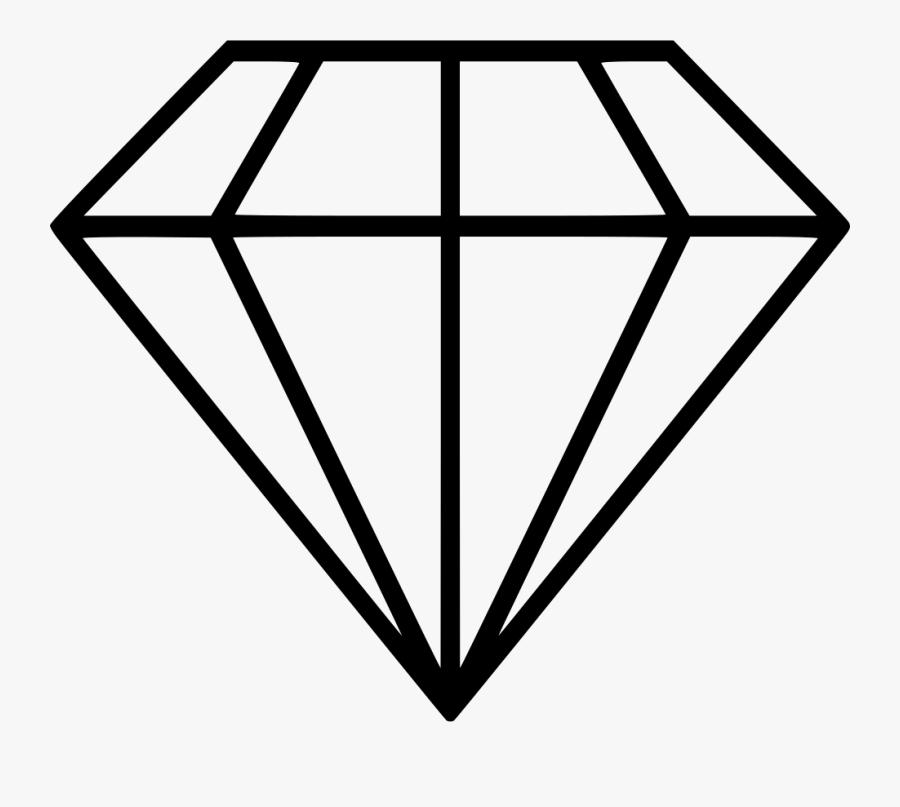 Diamond Diamonds Gem Gemstone Jewel Jewell Jewelry - Diamante Simbolo, Transparent Clipart