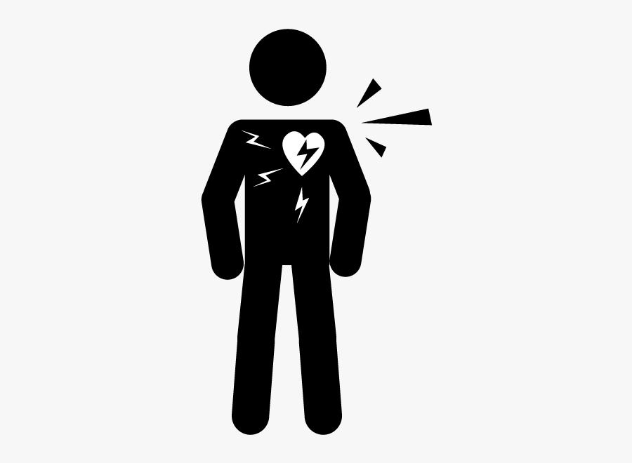 Fettler Health Silent Cardiac - Coronary Artery Disease Icon, Transparent Clipart