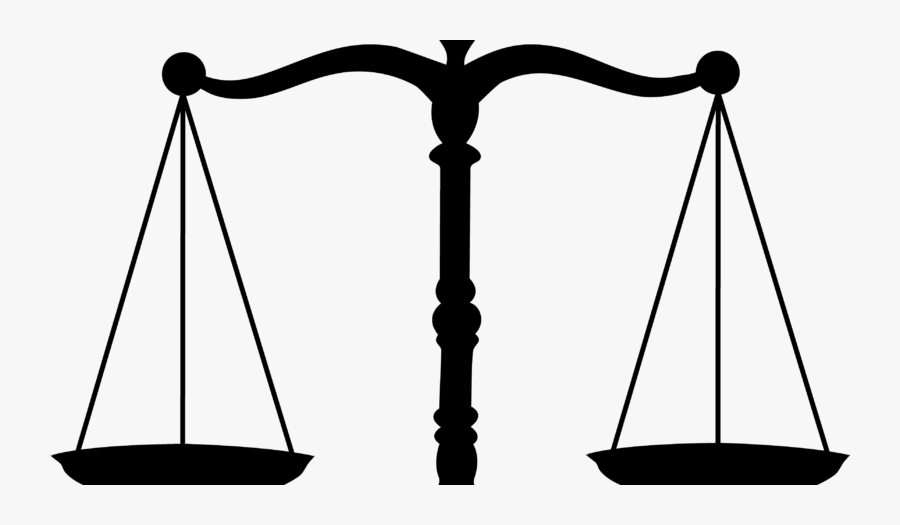 Laws Of Jamaica The - Blue Scales Of Justice, Transparent Clipart