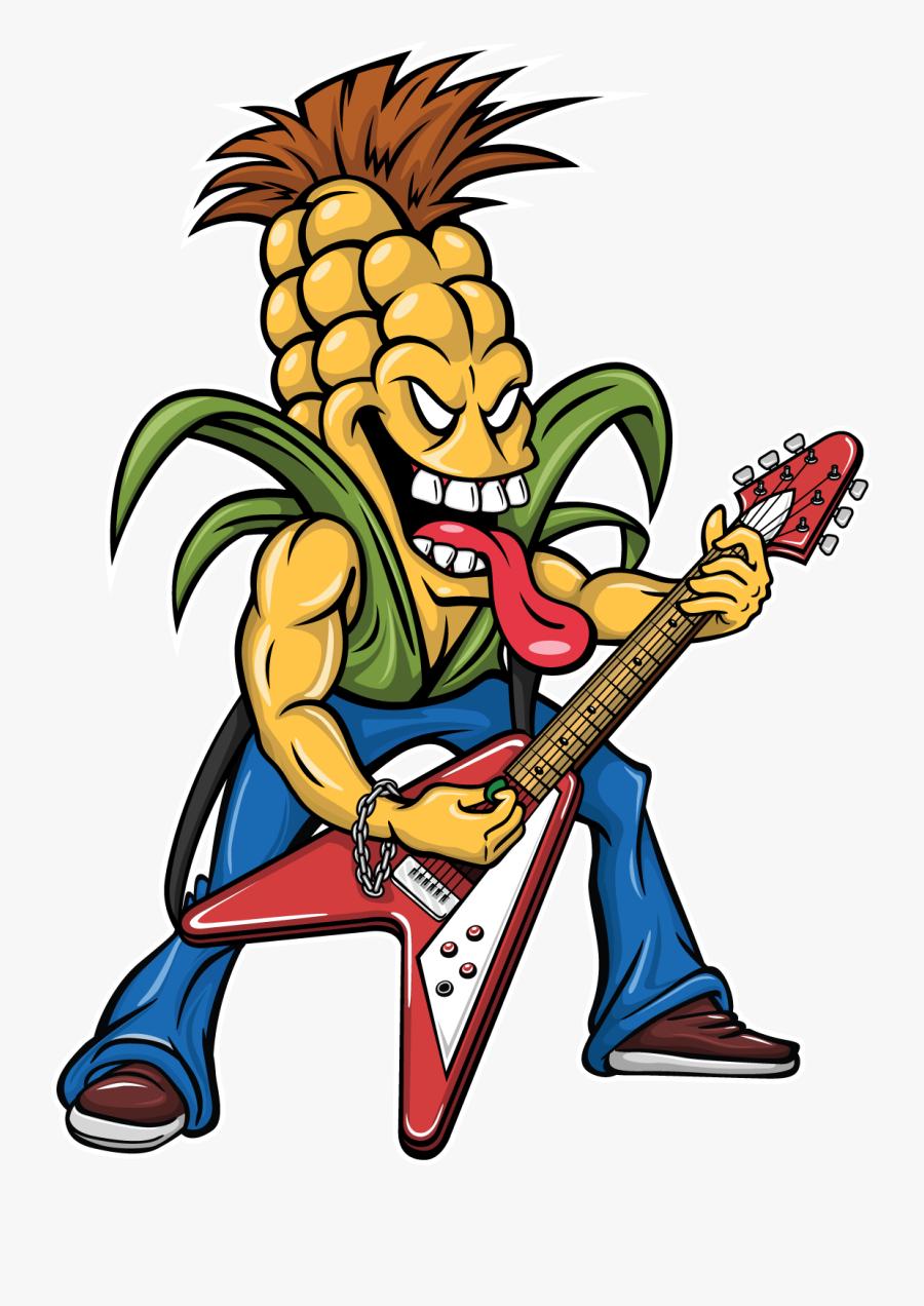 Transparent Corn Clipart - Rock Corn, Transparent Clipart