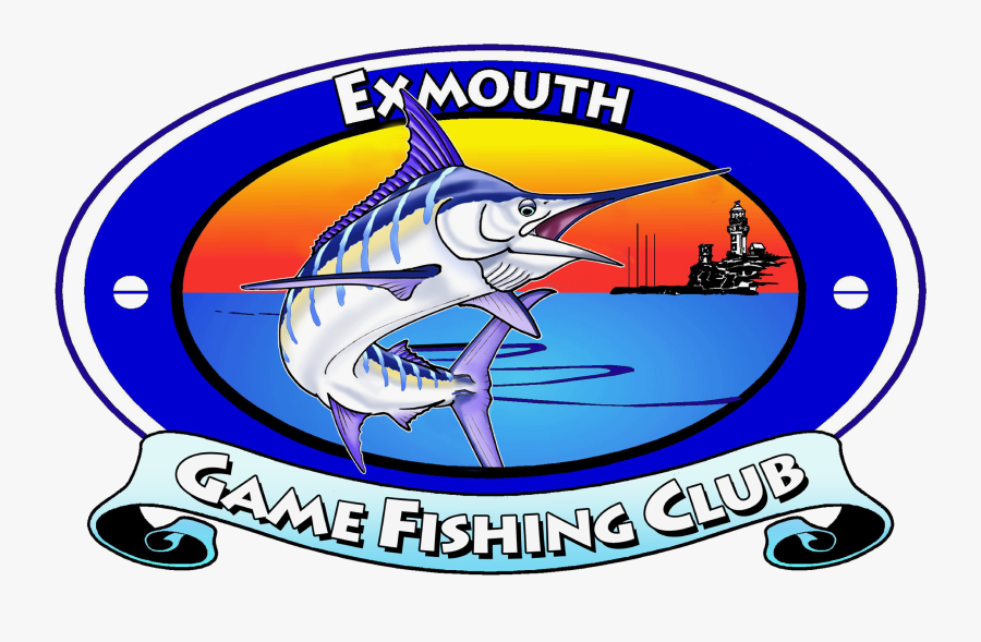Egfc 2015 Logo Largest File - Exmouth Game Fishing Club, Transparent Clipart