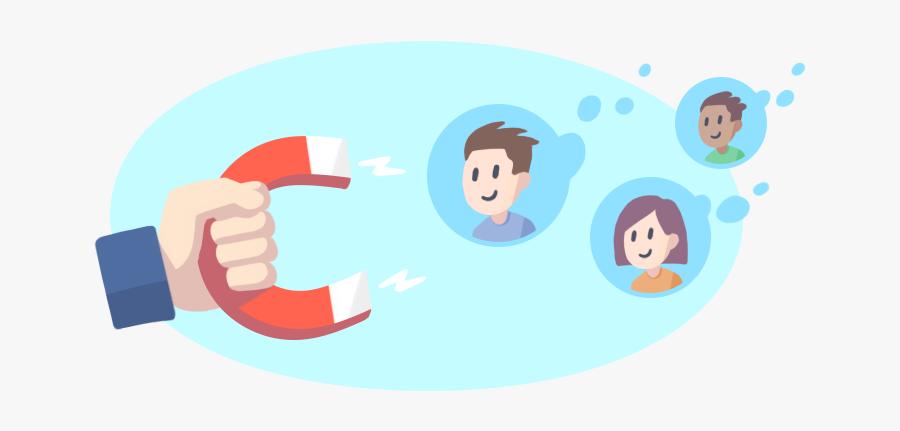 Customer Engagement, Transparent Clipart