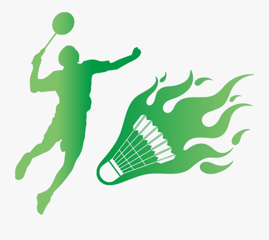 Badminton Logo Png , Free Transparent Clipart