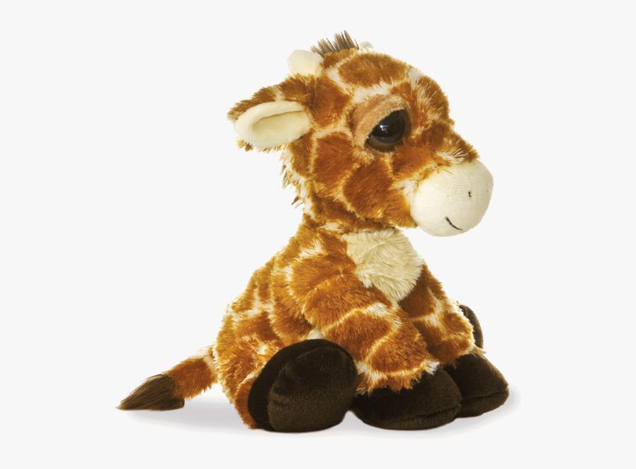 Transparent Baby Giraffe Png - Cute Baby Giraffe Toys, Transparent Clipart