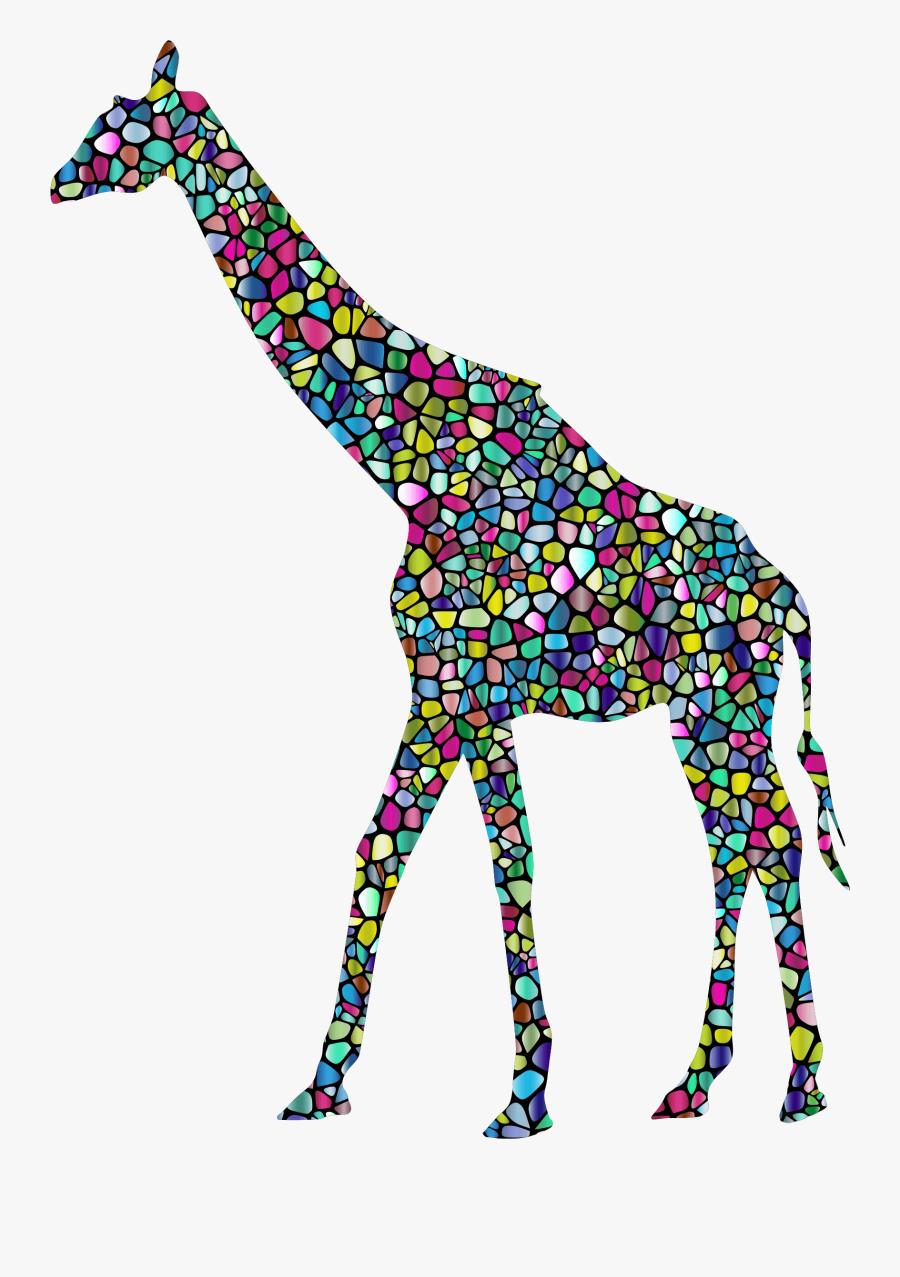 Transparent Baby Giraffe Clipart - Giraffe Clipart Background, Transparent Clipart