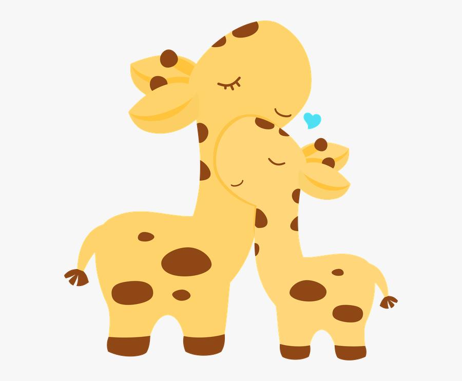 Transparent Giraffes Clipart - Neutral Baby Stars Clipart, Transparent Clipart