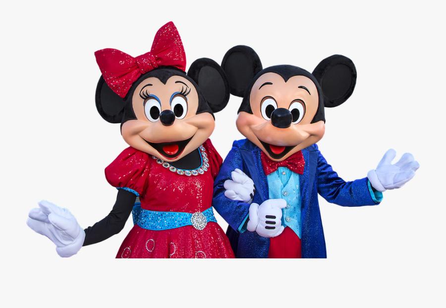 Walt Disney World, Transparent Clipart