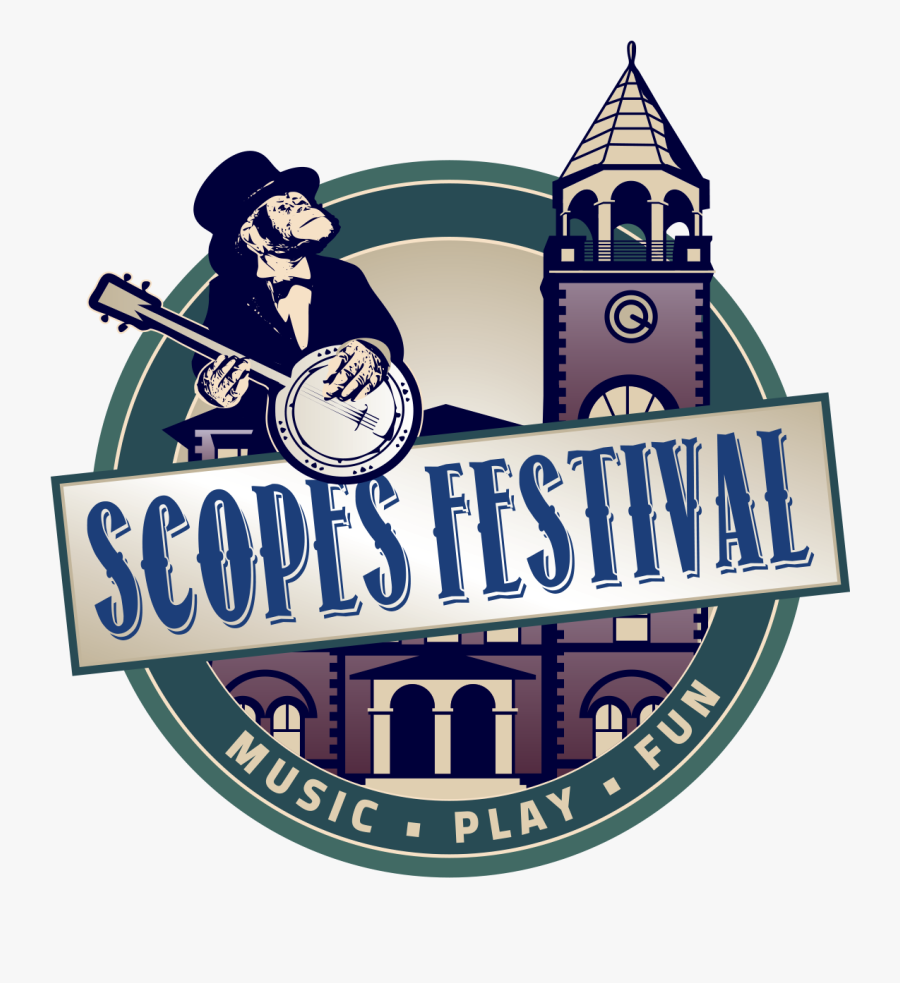 Scopes Bluegrass Competition - Illustration, Transparent Clipart