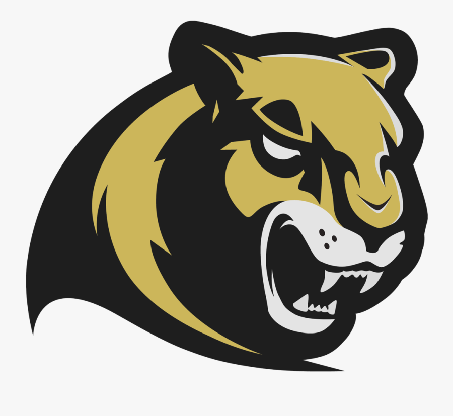 Cougar Logos - Wisconsin Milwaukee Panther Logos, Transparent Clipart