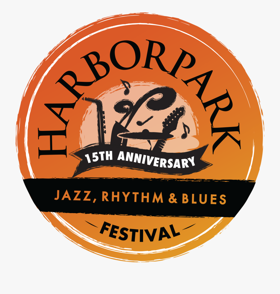 Jazz Clipart Music Competition - Label, Transparent Clipart