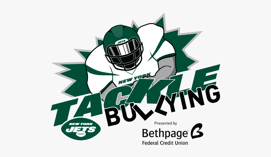 Nyjets - Bethpage Federal Credit Union, Transparent Clipart