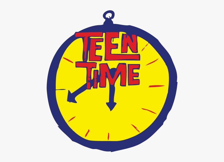 Teen Time, Transparent Clipart