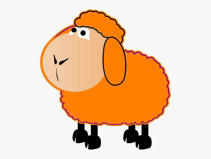 Image Of Black Sheep Clipart 9 Clip Art Cartoon Free - Sheep Clip Art, Transparent Clipart