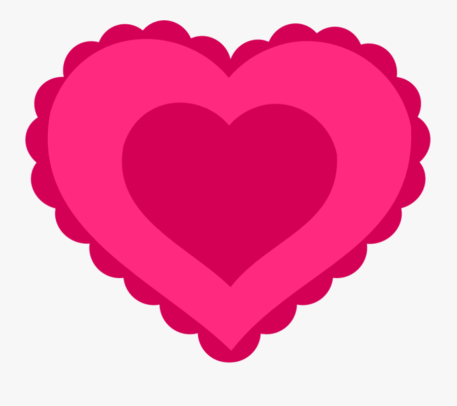 Hearts Heart Clipart Free Love And Romance Graphics - Valentine's Day Heart Clipart, Transparent Clipart