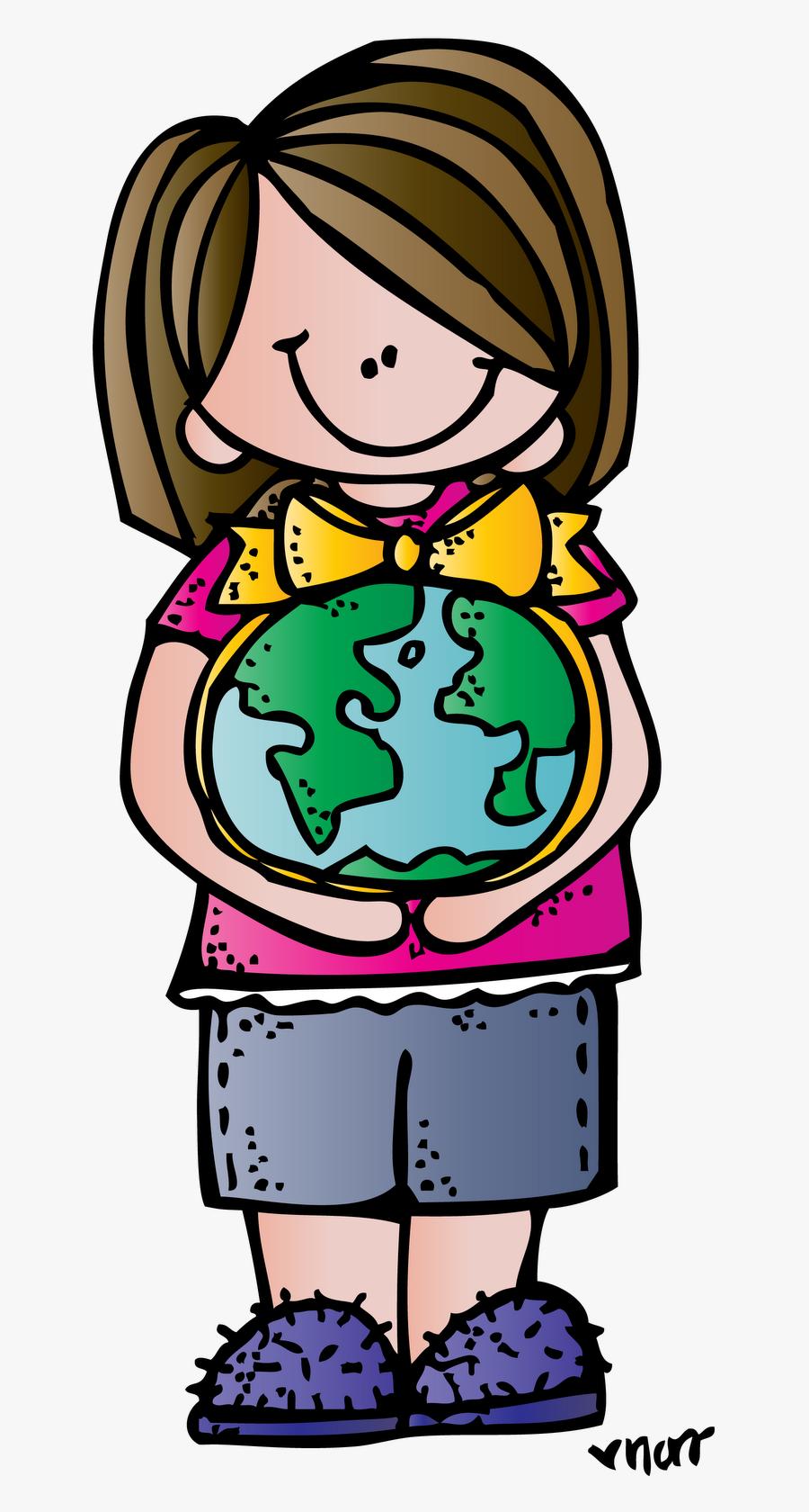 Melonheadz Classroom Clipart - Melonheadz Earth Clipart, Transparent Clipart