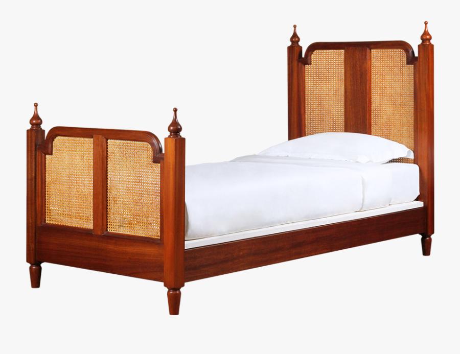 Bed Png - Clipart Bed Frame Transparent Background, Transparent Clipart